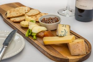 Admiral Rodney cheese board