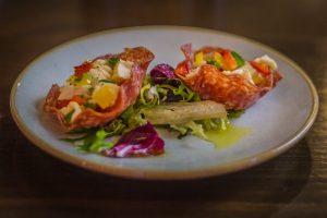Meat Salad Starter 2