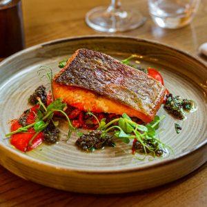 Salmon-Fish-Vegan-Vegetarian-Three-Swans-Hotel[1]