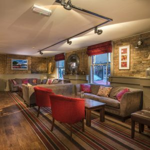 Bar at Admiral Rodney